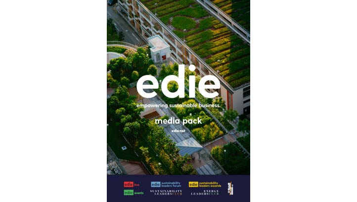 Advertise with edie