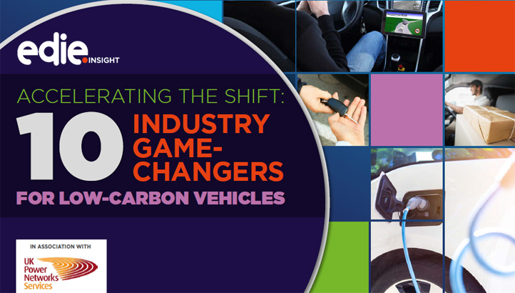 Accelerating the shift: 10 industry game-changers for low-carbon vehicles - edie.net