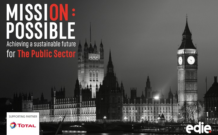 Mission Possible: Achieving a sustainable future for the PUBLIC SECTOR  - edie.net