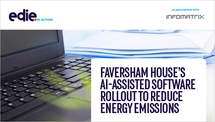 In action: edie publisher's AI-assisted IT software to reduce energy - edie.net