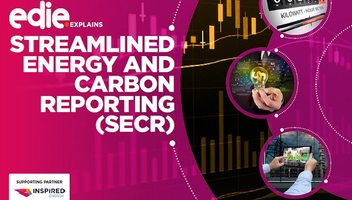 edie Explains: Streamlined Energy and Carbon Reporting (SECR) - edie.net