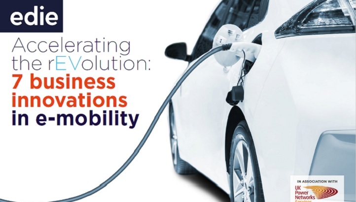 Accelerating the rEVolution: 7 business innovations in e-mobility - edie.net